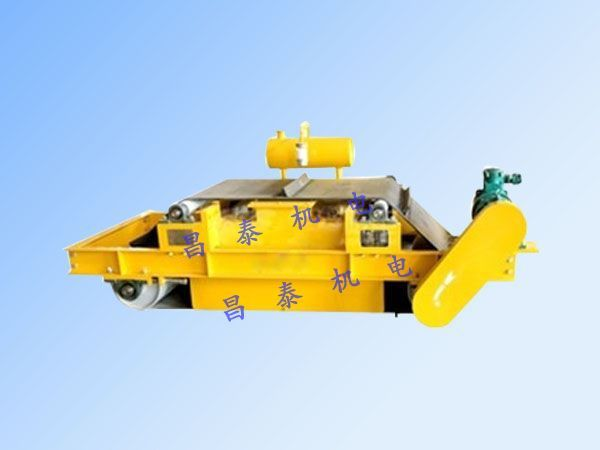 RCDF series of oil - cooled self - unloading electromagnetic separator