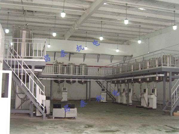 Automatic batching system
